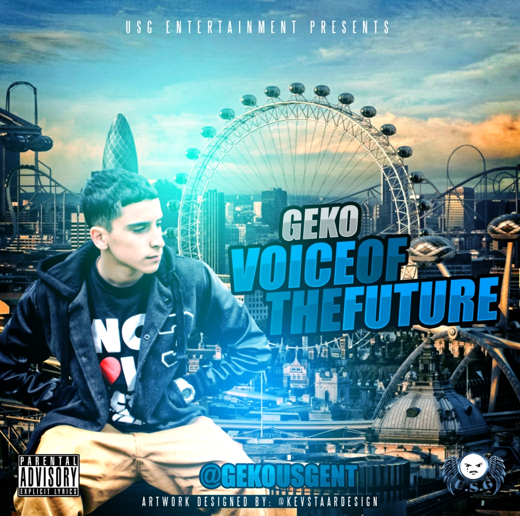 Geko Voice Of The Future Cover