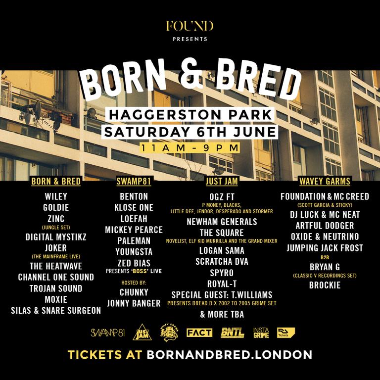 Born&Bred